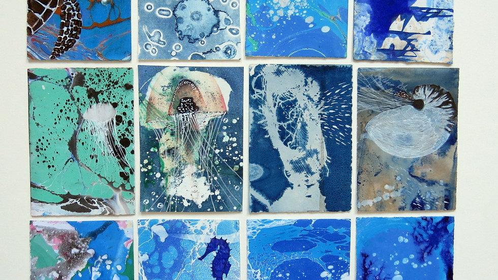 12 series - Water element
