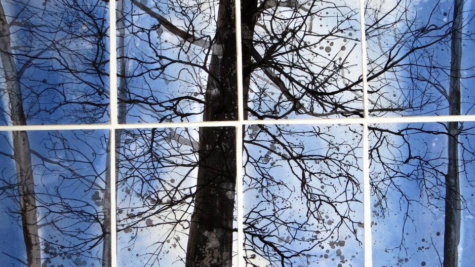 Moonlight twigs