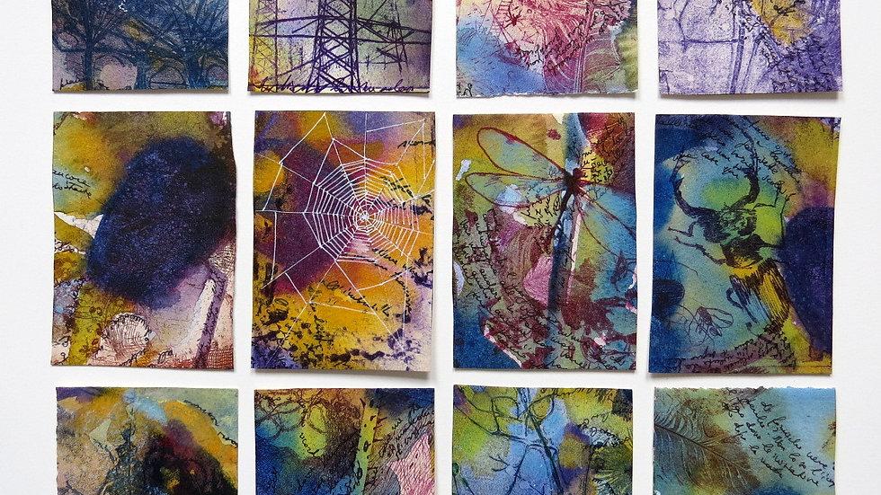 12 series 'Pylon garden'