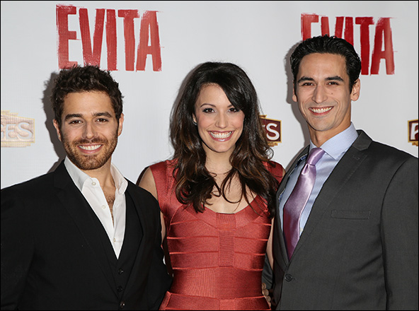 Evita Red Carpet