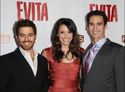 Evita Red Carpet