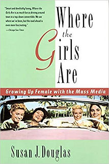BOOK Where the Girls Are- Growing Up Fem