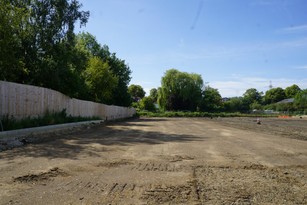 Park and Ride extension