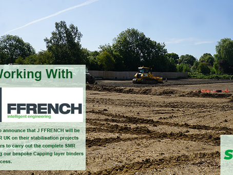 SMR UK are Now working in Partnership with J FFRENCH Ltd