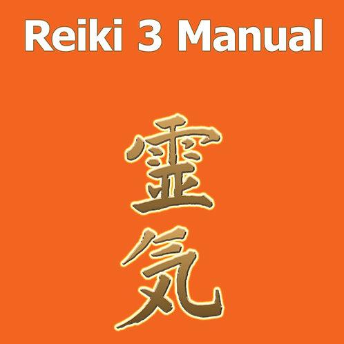 Reiki III - Master Course