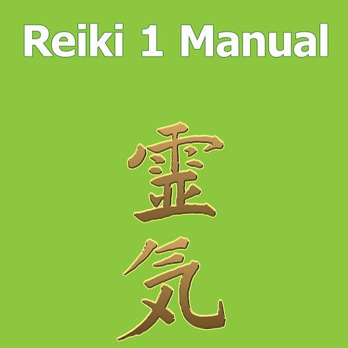 Reiki I - Beginner Course