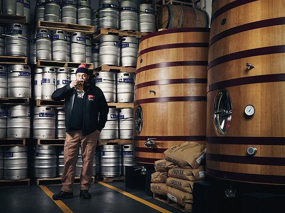 Bret Hartman Beer Brewer Mike Brenner