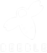 Bee+logo white on transparent.png