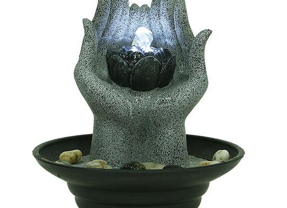 Lotus Hands Fountain