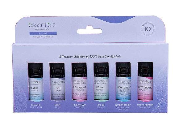 Essential Oil Blends Gift Set