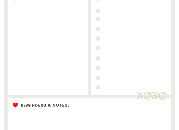 Leading with Love Daily Planner