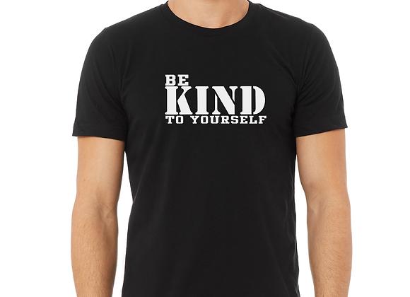 Be Kind  Tee- Black