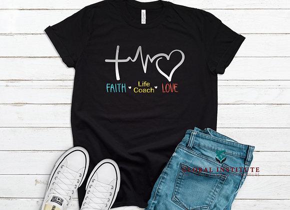 FAITH+LC+Love Glitter Tee