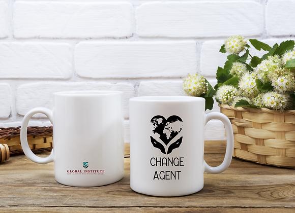 Change Agent logo Mug