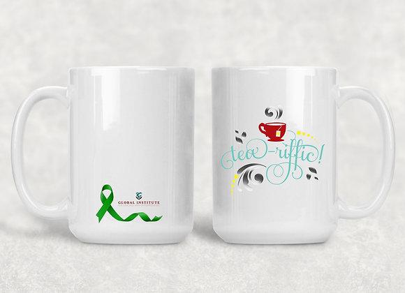 Tea-riffic! Mug