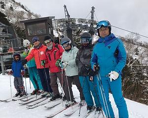 オグナほたか阿見スキークラブ