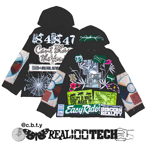 ✇ 550 / C.B.T.Y x REAL100TECH / MOTOR ECLIPSE / SMALL-MEDIUM