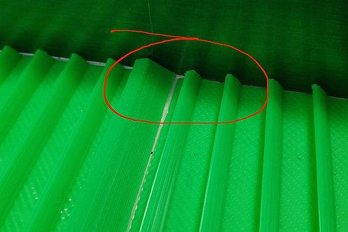 Kopie von Goldwaschrinne grün, verschiedene Modelle, B-WARE
