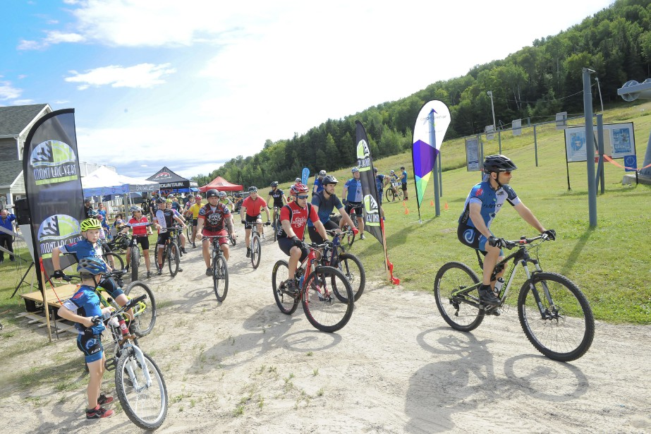 Vélo de montagne Mont Lac-Vert