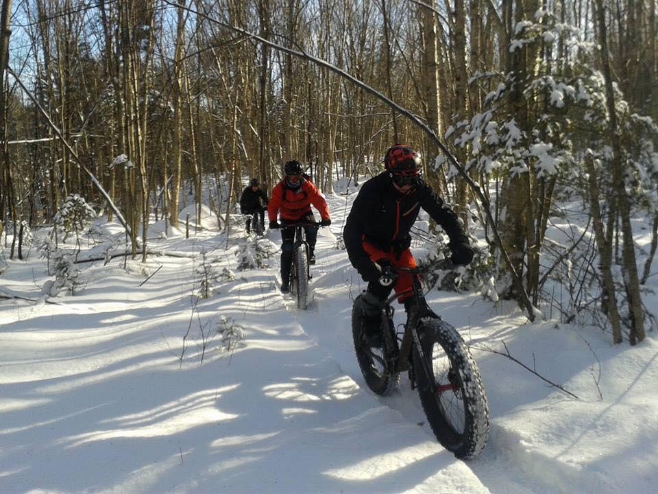 Fat Bike - Mont Lac-Vert