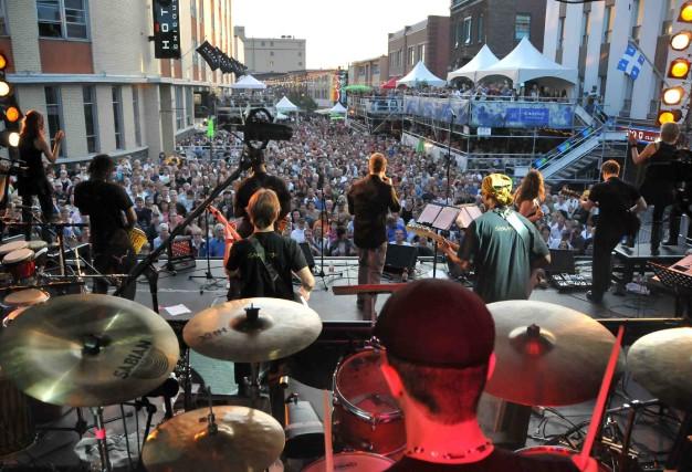 Festival rythmes du monde - Saguenay