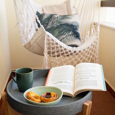 Zona de leitura