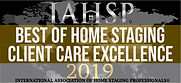 Best of Home Staging 2019 - Client Care