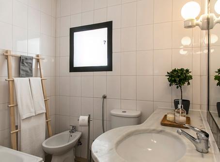 Home staging em casa de banho