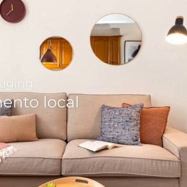 Home staging - Alojamento Local