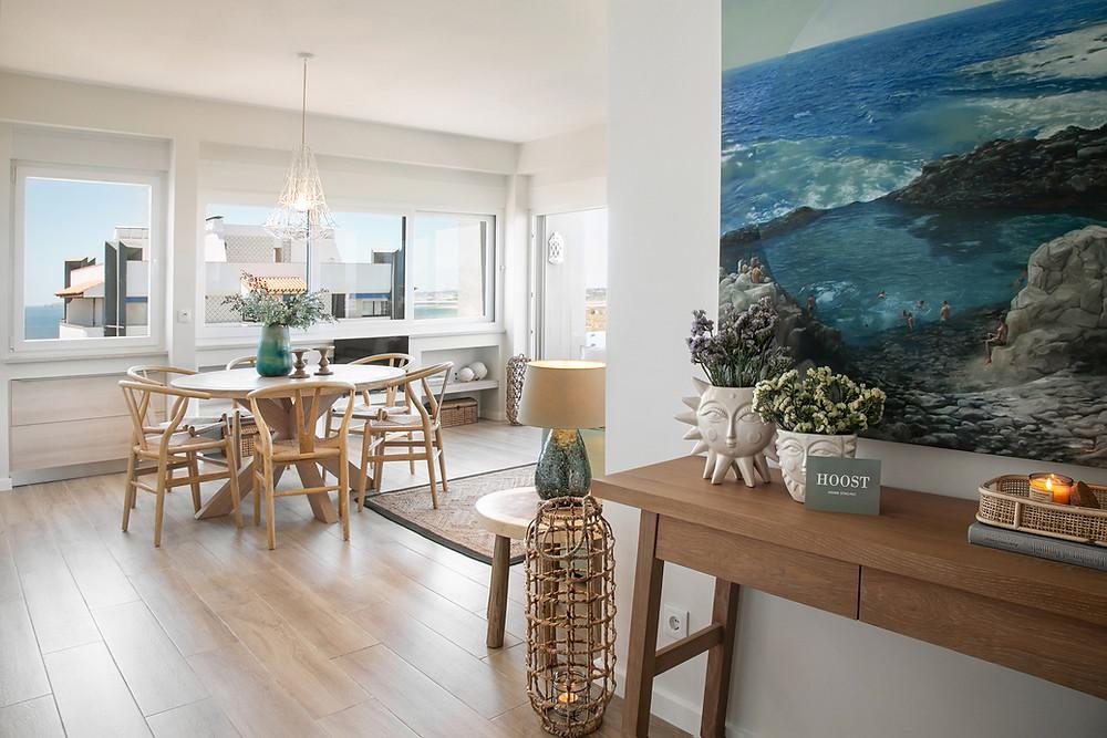 casa de praia alojamento local alvor hoost home staging