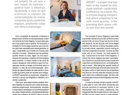HOOST na Revista Portugal Inovador