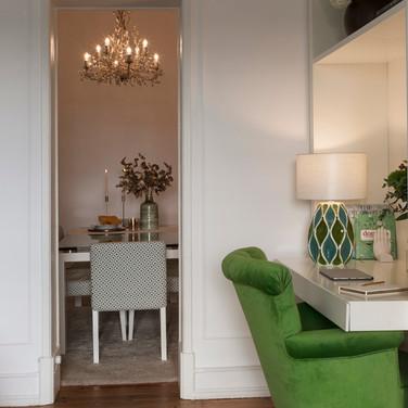 Sala de estar/Sala de Jantar