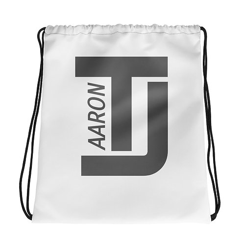 TJ Aaron  Drawstring Bag