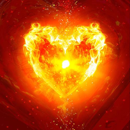 """Медитация """"Исцеление любовью"""""""