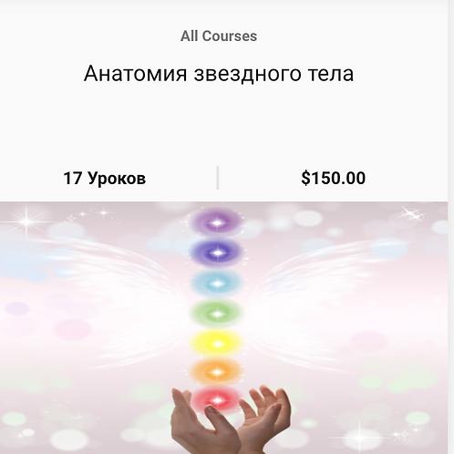 """Онлайн курс """"Анатомия звездного тела"""""""