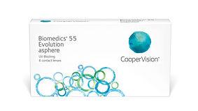CooperVision Biomedics 55 Evolution mthl