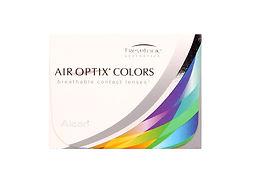 Alcon Air Optix Colors monthly disposabl
