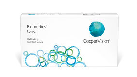 CooperVision Biomedics Toric mthly disp