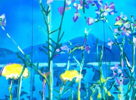 Når ugraset blømer / When the weeds bloom