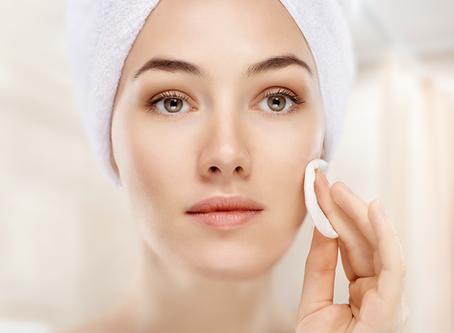 La importancia de la limpieza de tu rostro.
