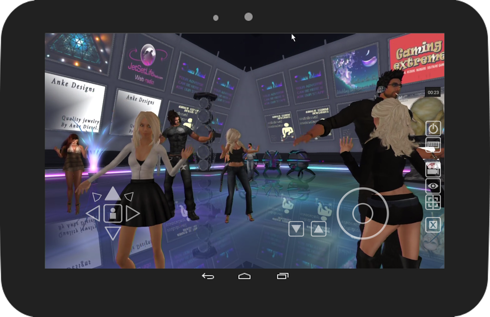 Android Dance Pary