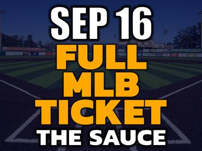 MLB Picks Thursday September 16th