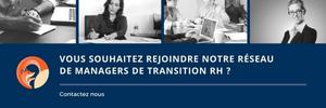 Reseau management de transition RH