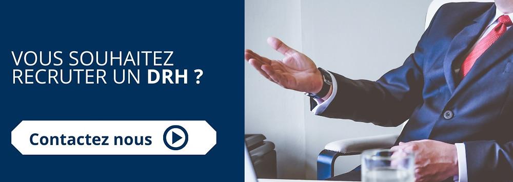 Vous souhaitez recruter un DRH ?