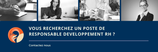 offre d'emploi responsable développement RH