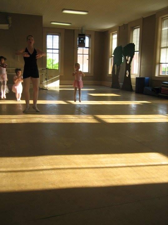 Pre-Ballet