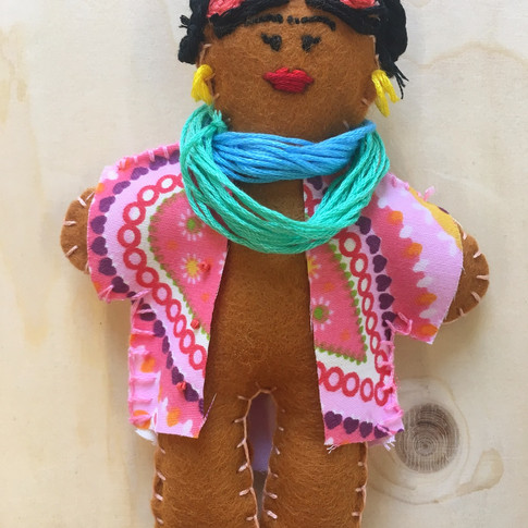 Frida Gingerbread
