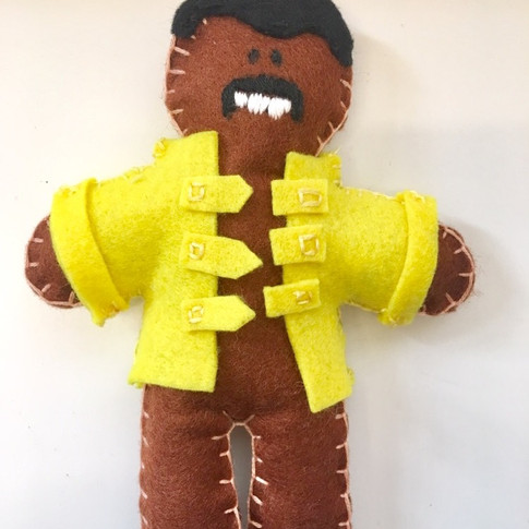 Freddie gingerbread