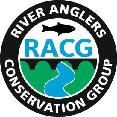 RACG car sticker