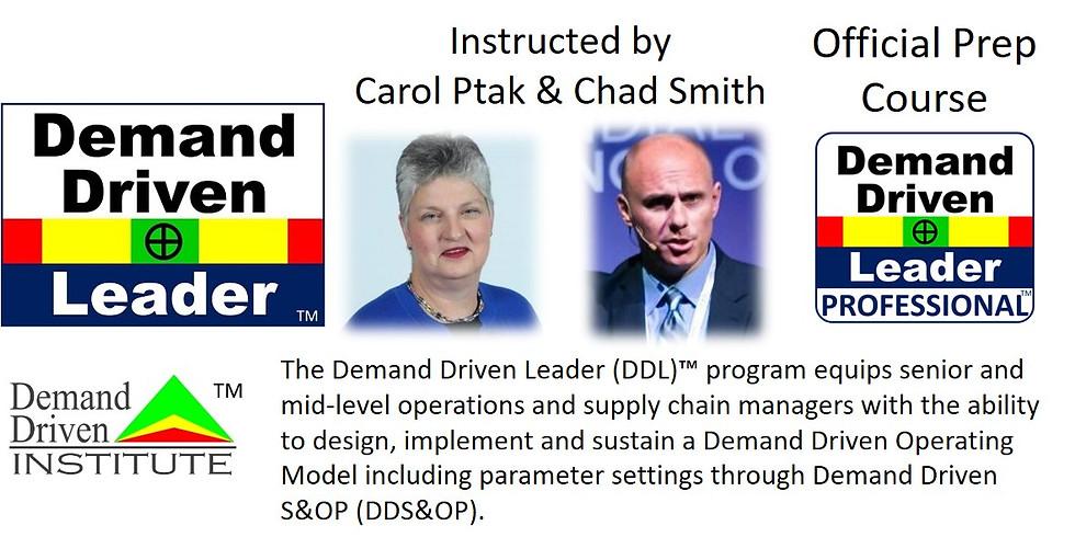 Demand Driven Leader Online ENGLISH